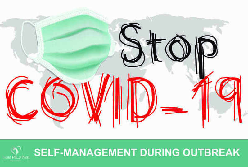 COVID-19 Self-management during outbreak